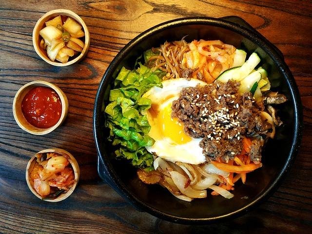 Food Tour in South Korea