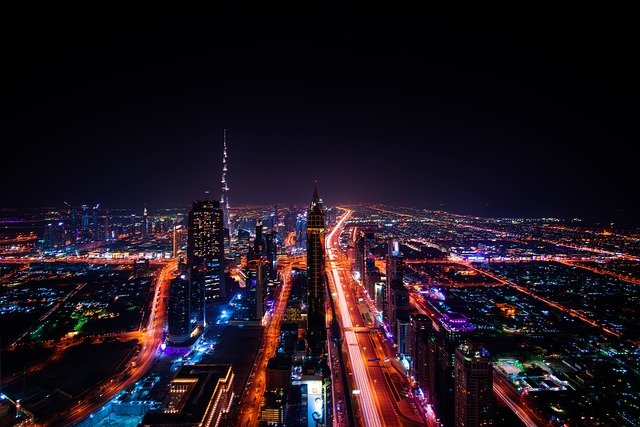 Oman and Dubai Vacation
