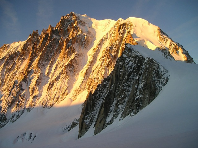 Mont Blanc Vacation