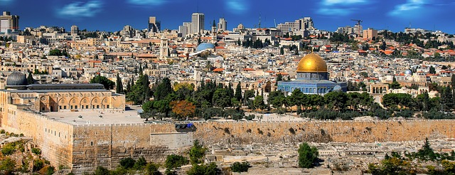 Palestine and Israel Small Group Tour