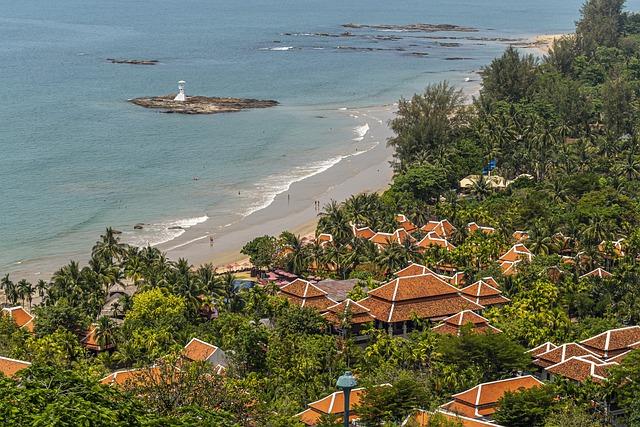 Thailand Beach and Rainforest Vacation