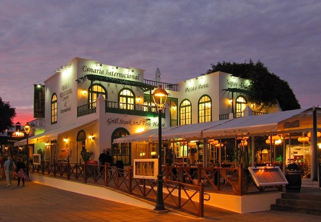 Lanzarote Villa Vacation with Music Festival