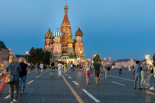 Russia Culture and History Vacation